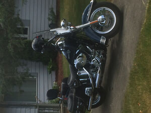Harley Heritage Softail with loads of extras