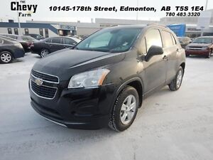 2015 Chevrolet Trax LT AWD  One Owner/No Accidents/Low kms