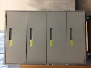 Metal 4 Drawers Filing Cabinet with free metal cabinet