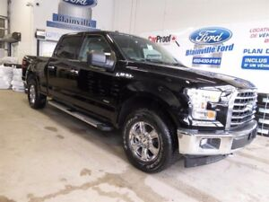 Ford F-150 4WD SuperCrew 2017