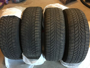 NEED GONE BRIDGESTONE WINTER TIRES 225 65 17