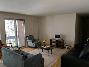 Room for rent in a 2 bedroom apartment