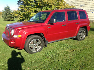 2009 Jeep Patriot North Edition package SUV, Crossover