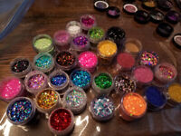 MATERIAL p D ONGLES