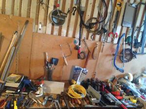 lot des outils pour marché aux puces batch tools for flea market