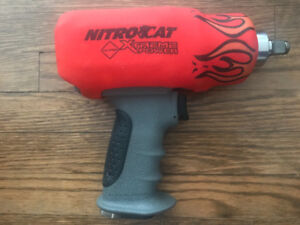 "NEW Impact Wrench 1/2"" Air Gun pneumatic Air Cat Tool 1200 FTLbs"