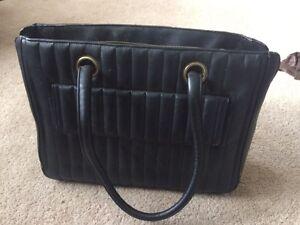 Black laptop bag Kitchener / Waterloo Kitchener Area image 1