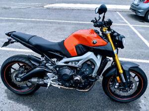 2014 Yamaha FZ09