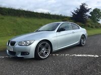 2012 BMW 320d M Sport Coupe Plus Edition