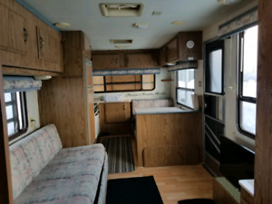Cozy Trailer with all included in Whistler avail immediately