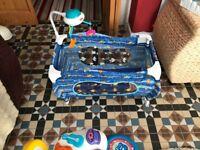 Fisher price dolls cot