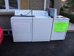 GREAT OPPORTUNITY ONLY 300.00 STOVE - WASHER AND DRYER MACHINE