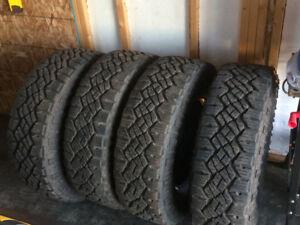 Tires 265 70 17
