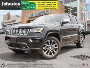 2018 Jeep Grand Cherokee Overland 4x4  - Leather Seats - $239.04