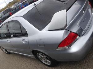 2004 Mitsubishi Lancer Sporths mags clean Sedan