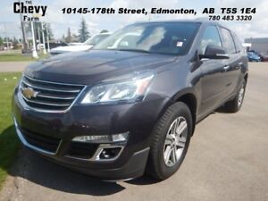 2015 Chevrolet Traverse LT AWD  7-PASSENGER | CAMERA | HEATED LE