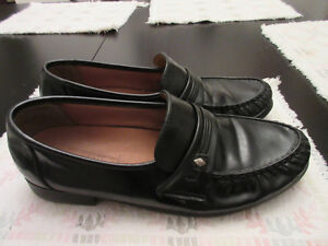Men`s shoes Slip on / Casual / Dress Black 12W