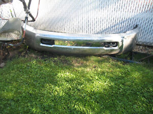 Good Front Bumper for a 2012 Dodge 3/4 ton truck