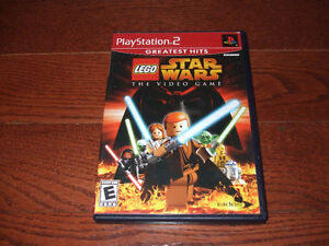 Playstation 2 Lego Sar Wars