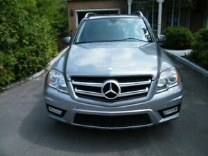 Mercedes-Benz GLK 350  2012  63,000 km IMPECCABLE