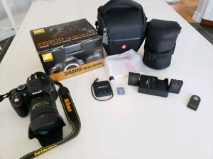 Ensemble photo Nikon D5200