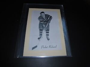 Old Beehive Hockey Cards Available 1944-63 64-67 Habs