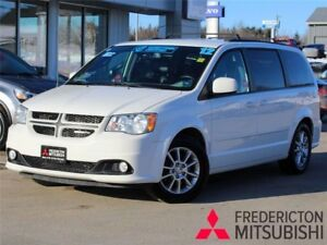 2012 Dodge Grand Caravan R/T REDUCED | NAV | DVD | HEATED LEA...