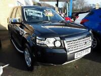 2007 Land Rover Freelander 2.2 Td4 GS 5dr ESTATE Diesel Manual
