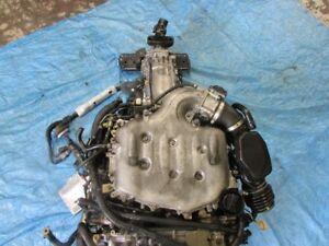 2003-2006 Nissan 350Z Infiniti G35 Engine VQ35DE Motor Auto Tran