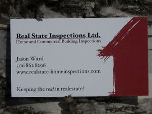 Home Inspection Nipawin Tisdale Melfort Real Estate