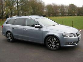 2011 61 REG Volkswagen Passat 2.0TDI BlueMotion Tech Sport EST (SAT NAV)