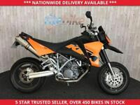 KTM SUPERMOTO KTM 950 SUPERMOTO LC8 LONG MOT TILL AUGUST 2018 2008 58