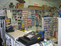 Bait and Tackle Business Inventory