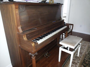 Piano for sale, your delivery