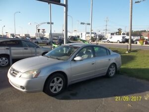 2002 Nissan Altima Berline