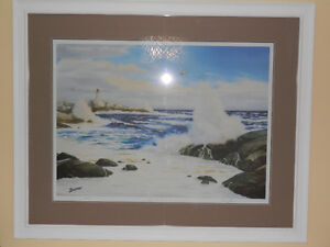 Limited Edition Peggy's Cove Print