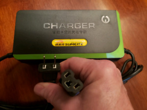 48v battery charger for ebike scooter