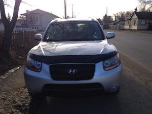 Hyundai Santafe for sale