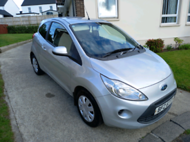 2010 FORD KA MOT TO 26 FEB 2022 £30 TAX PER YEAR EXCELLENT DRIVER