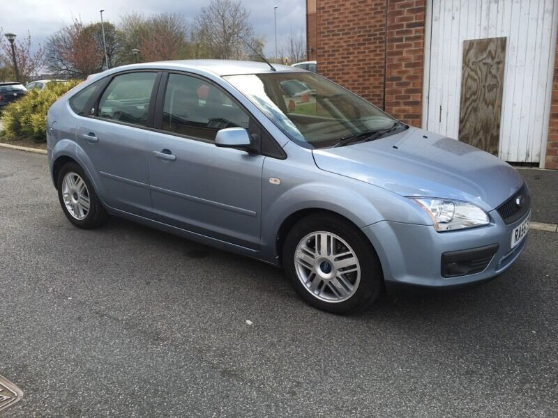 2006 ford focus 2 0 ghia 5dr 11 months mot in. Black Bedroom Furniture Sets. Home Design Ideas