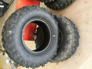 Tires off Wildcat Trail Side by side. Open to reasonable offers.