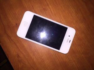 iPhone 4s 16 gb | Virgin/Bell