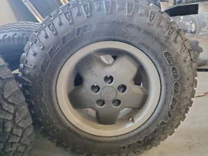 235/75r15 tires and rims
