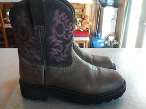 Ariat fatbaby bomber cowboy boots