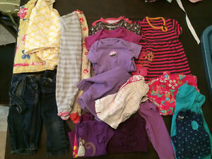 6/9 month girls clothes lot