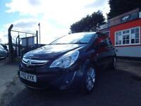 2012 Vauxhall Corsa 1.4 Active 5dr [AC] 1 former keeper,Full main dealer hist...