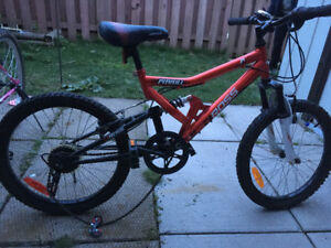 Youth Mountain Bike - for repair or parts