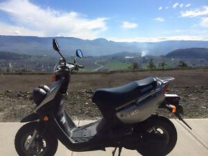 2004 Yamaha BWS50 with low kms