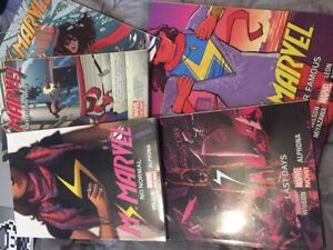 Ms. Marvel Collected Edition Vol 1-5