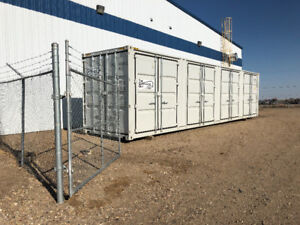 Sea Can rental space - Redcliff industrial park.